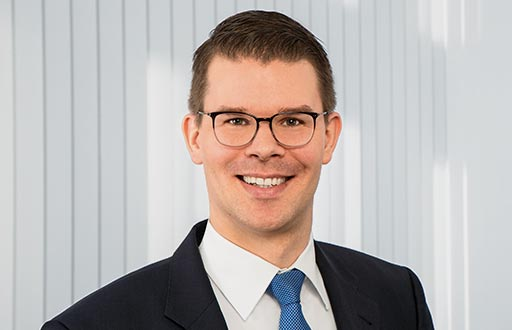 Christian Pauly, Kundenbetreuung Metzler Pension Management