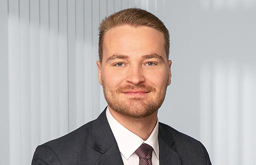 Jonas Hettiger, Portfoliomanager Absolute Return & Wertsicherung, Metzler Asset Management