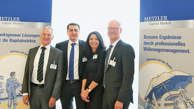 Metzler auf dem Faros Institutional Investors Forum November 2018