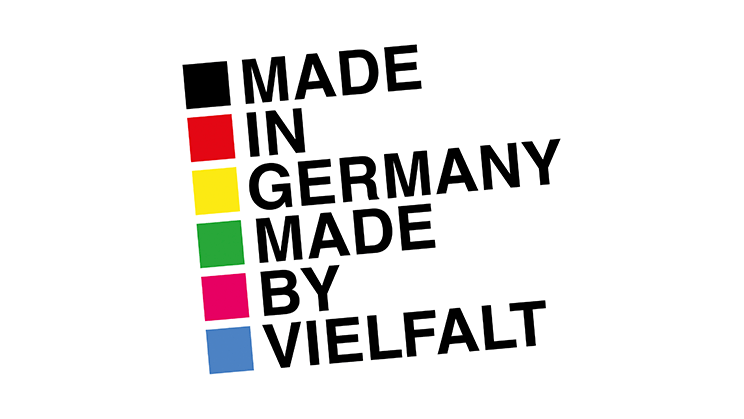 Made in Germany, Made by Vielfalt