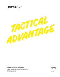 Cover des Tactical Advantage Volume 4