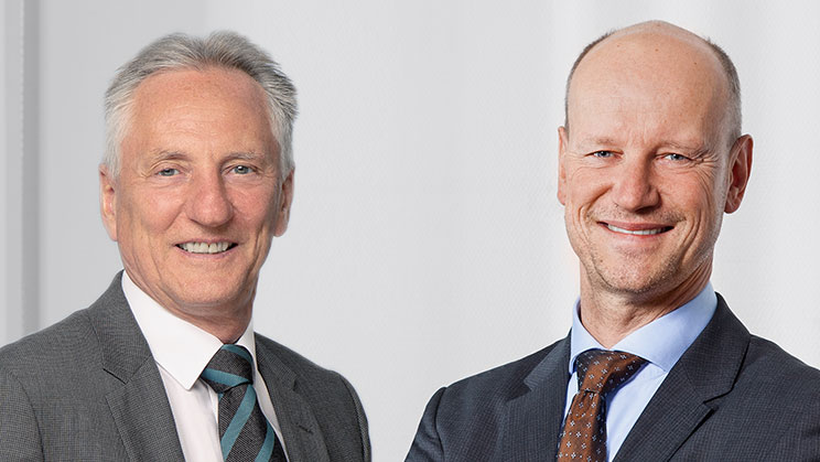 Harwig Wild und Achim Walde, Metzler Capital Markets, Currency Management
