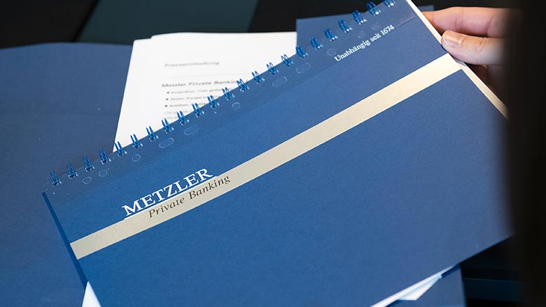 Investment-Strategie Metzler Private Banking