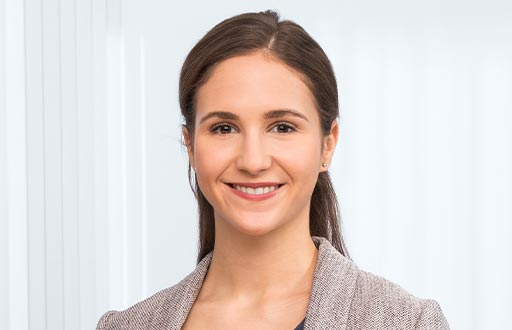 Bianca Fröhlich, Support Business Development, Metzler/Payden, LLC