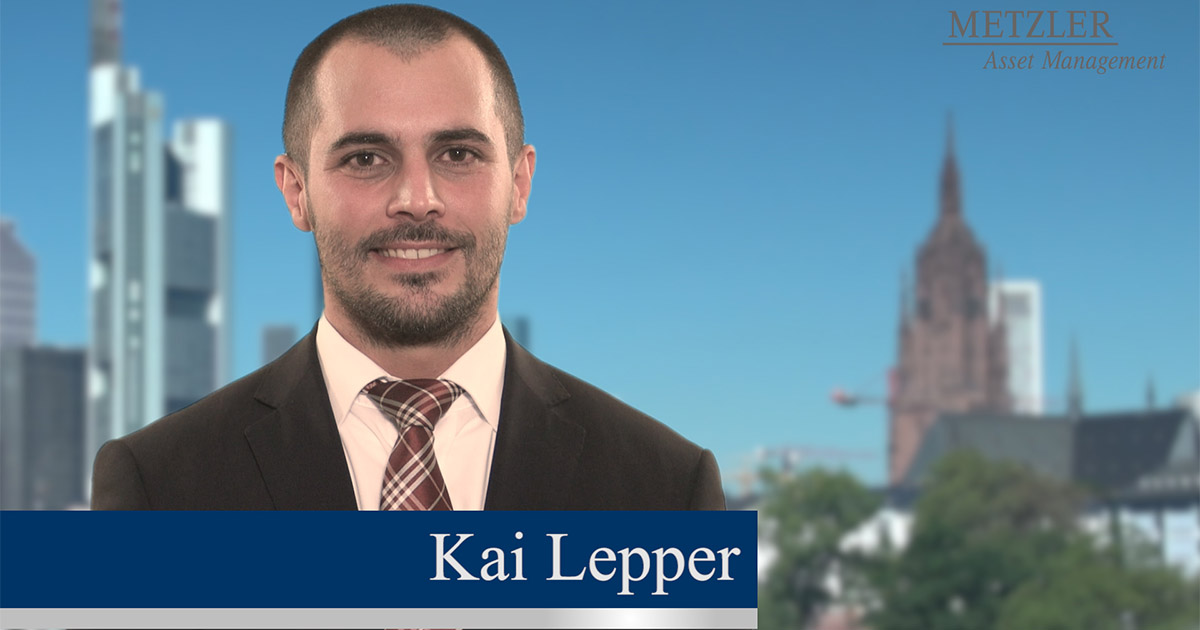Kai Lepper, Portfoliomanager Absolute Return & Wertsicherung | Metzler