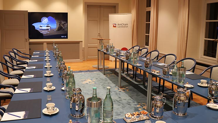 AmCham Germany und Metzler Pension Management: Expert Briefing rund um Pensionszusagen